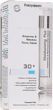 Voňavky, Parfémy, kozmetika Hydratačný a revitalizujúci tvárový krém - Frezyderm Moisturizing Plus Cream 30+