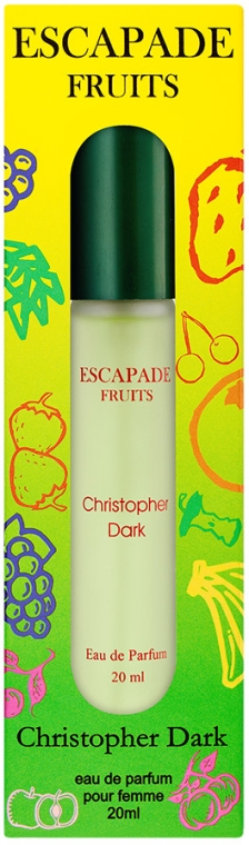 Christopher Dark Escapade Fruits - Parfumovaná voda (mini)