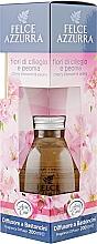 Voňavky, Parfémy, kozmetika Osviežovač vzduchu, difúzor - Felce Azzurra Cherry Blossoms