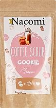 """Voňavky, Parfémy, kozmetika Kávový scrub na telo """"Sušienky"""" - Nacomi Coffee Scrub Cookie"""