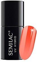 Voňavky, Parfémy, kozmetika Lak na nechty - Semilac Thermal UV Hybryd Nail Polish