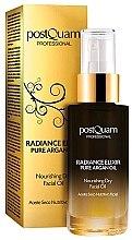 Voňavky, Parfémy, kozmetika Hydratačný pleťový ole - Postquam Radiance Elixir Pure Argan Facial Oil Nourishing Facial Oil