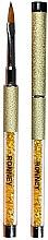 Voňavky, Parfémy, kozmetika Štetec na dizajn nechtov, RN 00455 - Ronney Professional Sculp Brush