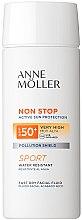 Voňavky, Parfémy, kozmetika Fluid na tvár - Anne Moller Non Stop Facial Fluid SPF50+