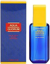 Voňavky, Parfémy, kozmetika Antonio Puig Aqua Quorum - Toaletná voda