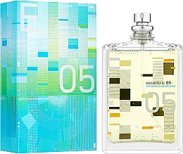 Voňavky, Parfémy, kozmetika Escentric Molecules Escentric 05 - Toaletná voda