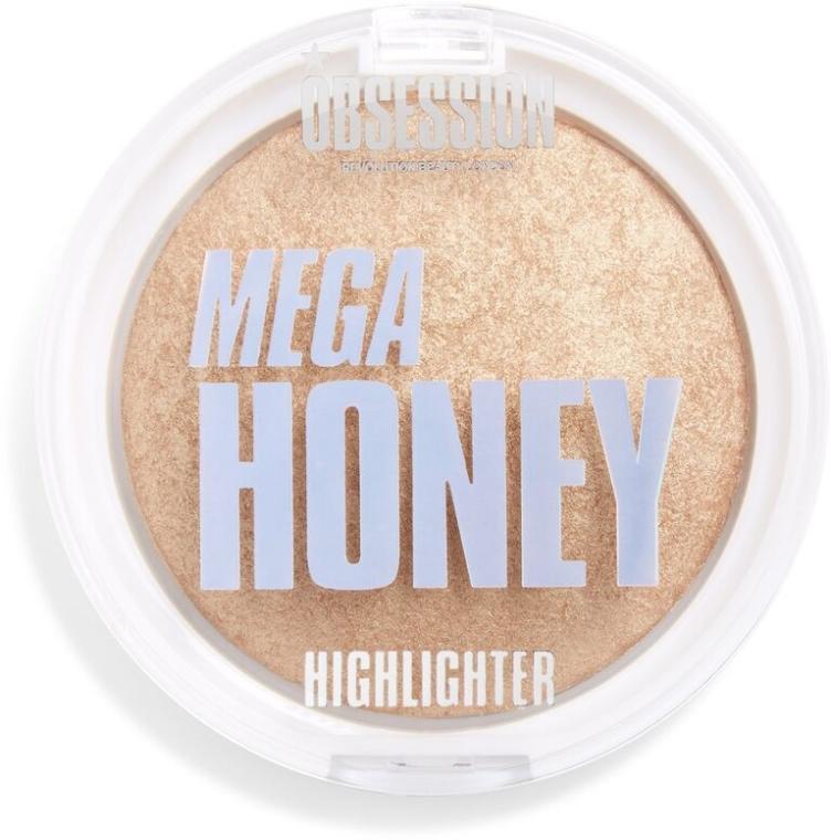 Highlighter - Makeup Obsession Mega Honey Highlighter — Obrázky N1