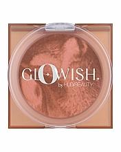 Voňavky, Parfémy, kozmetika Bronzujúci púder - Huda Beauty GloWish Soft Radiance (04 -Deep Tan)