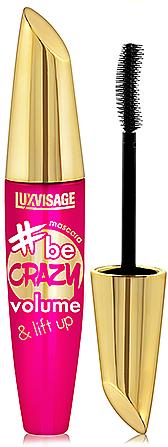 """Maskara """"beCrazy Volume & Lift Up"""" - Luxvisage"""