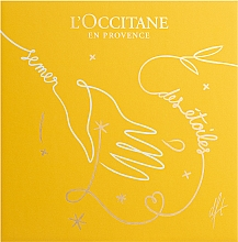 Voňavky, Parfémy, kozmetika L'Occitane Rose - Sada (edt/50ml + sh/g/75ml + b/lot/75ml)