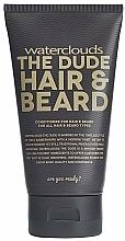 Voňavky, Parfémy, kozmetika Kondicionér na vlasy a bradu - Waterclouds The Dude Hair And Beard Conditioner