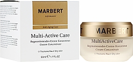 Voňavky, Parfémy, kozmetika Koncentračný regeneračný krém - Marbert Anti-Aging Care MultiActive Care Regenerating Cream Concentrate