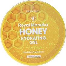 """Voňavky, Parfémy, kozmetika Hydratačný gél """"Kráľovský med manuka"""" - Dewytree Royal Manuka Honey Hydrating Gel"""