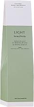 "Voňavky, Parfémy, kozmetika Aromatický difuzér ""Citrónová tráva a bergamot"" - AromaWorks Light Range Lemongrass & Bergamot Reed Diffuser"