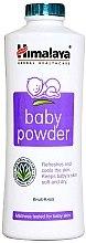 Voňavky, Parfémy, kozmetika Detský púder - Himalaya Herbals Baby Powder