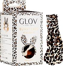 Voňavky, Parfémy, kozmetika Čelenka Uši, leopardia - Glov Spa Bunny Ears Headband Safari Edition