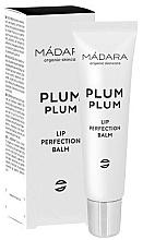 Voňavky, Parfémy, kozmetika Balzam na pery - Madara Cosmetics Plum Plum Lip Balm