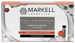 Voňavky, Parfémy, kozmetika Sérum na viečka 3D-Lifting - Markell Professional