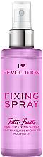 Voňavky, Parfémy, kozmetika Sprej fixujúci make-up - I Heart Revolution Fixing Spray Tutti Frutti