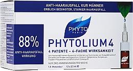 Voňavky, Parfémy, kozmetika Ampulky proti vypadávaniu vlasov - Phyto Phytolium 4