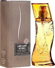 Voňavky, Parfémy, kozmetika Cafe Parfums Cafe-Cafe Puro Pour Homme - Toaletná voda