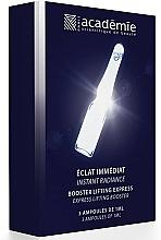 """Voňavky, Parfémy, kozmetika Ampulky """"Okamžitá krása"""" - Academie Instant Radiance Express Lifting Booster"""
