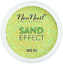 Voňavky, Parfémy, kozmetika Trblietky na nechty s efektom piesku - NeoNail Professional Sand Effect
