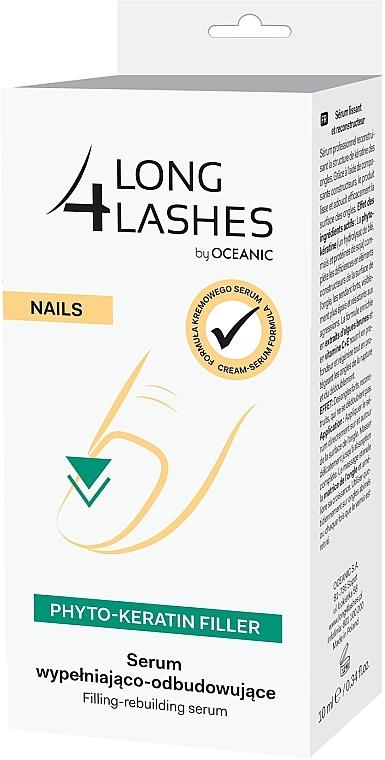 Sérum na nechty - Long4Lashes Nails Phyto Keratin — Obrázky N2