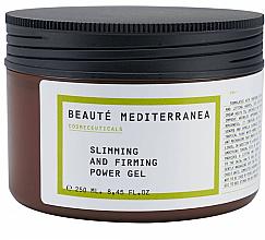 Voňavky, Parfémy, kozmetika Anticelulitídový uťahovací gel na telo - Beaute Mediterranea Slimming And Firming Power Gel
