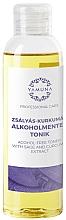 Voňavky, Parfémy, kozmetika Tonikum na telo - Yamuna Sage-Turmeric Non-Alcoholic Tonic