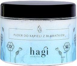 Voňavky, Parfémy, kozmetika Púder pre kúpeľ s chrómom - Hagi Bath Puder