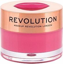 """Voňavky, Parfémy, kozmetika Balzamová maska na pery """"Melónový raj"""" - Makeup Revolution Kiss Lip Balm Watermelon Heaven"""