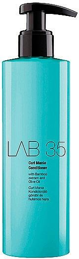 Kondicionér pre kučeravé a vlnité vlasy - Kallos Cosmetics Lab 35 Curl Conditioner