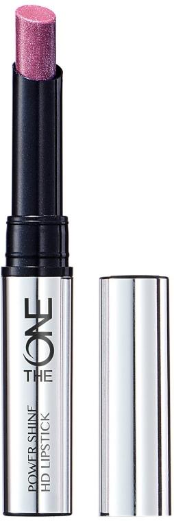Rúž s efektom žiarenia - Oriflame The One Power Shine HD Lipstick