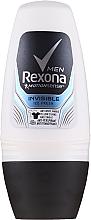 """Voňavky, Parfémy, kozmetika Guľôčkový dezodorant """"Invisible Ice"""" - Rexona Deodorant Roll"""