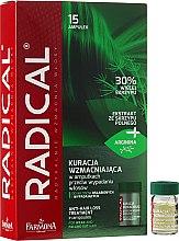 Voňavky, Parfémy, kozmetika Liečba vypadávania vlasov pre oslabené vlasy - Farmona Radical Hair Loss