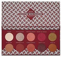 Voňavky, Parfémy, kozmetika Paleta očných tieňov - Zoeva Spice Of Life Eyeshadow Palette