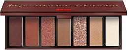 Voňavky, Parfémy, kozmetika Paleta očných tieňov - Pupa Zero Calorie Chocolate Eyeshadow Palette