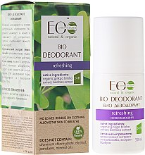 """Voňavky, Parfémy, kozmetika Bio deodorant """"Osviežujúci"""" - ECO Laboratorie Refreshing Bio Deodorant"""