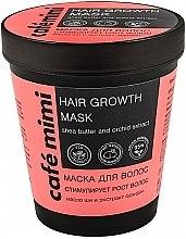 """Voňavky, Parfémy, kozmetika Maska na vlasy """"Stimuluje rast vlasov"""" - Cafe Mimi Mask"""