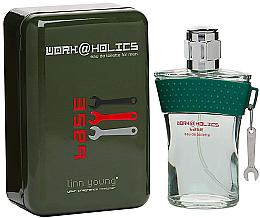 Voňavky, Parfémy, kozmetika Linn Young Work Holics Base - Toaletná voda