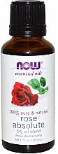 Voňavky, Parfémy, kozmetika Ružový éterický olej - Now Foods Essential Oils 100% Pure Rose Absolute