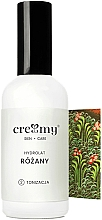 Voňavky, Parfémy, kozmetika Hydrolát z ruže - Creamy Skin Care Rose Hydrolat