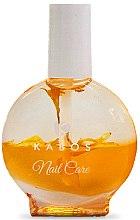 Voňavky, Parfémy, kozmetika Olej na nechty a kutikulu - Kabos Nail Oil Yellow Flowers