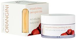 """Voňavky, Parfémy, kozmetika Scrub na telo """"Proticelulitídový"""" - The Secret Soap Store Orangini Anti-cellulite Body Scrub"""