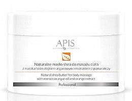 Voňavky, Parfémy, kozmetika Telový olej - APIS Professional Orange TerApis Natural Shea Butter