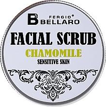 Voňavky, Parfémy, kozmetika Scrub na tvár s harmančekom - Fergio Bellaro Facial Scrub Chamomile