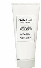 Voňavky, Parfémy, kozmetika Regeneračný krém na tvár - Estelle & Thild BioCalm Ultra Rich Repair Cream