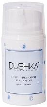 Voňavky, Parfémy, kozmetika Krém na tvár s kyselinou hyalurónovou - Dushka