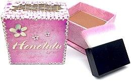 Voňavky, Parfémy, kozmetika Bronzujúci púder na tvár - W7 Honolulu Bronzer Powder